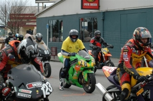 Bone Dry at Greymouth Street Racing
