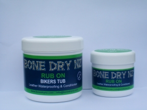 Bone Dry NZ Instant Leather Waterproofing, Conditioner Product